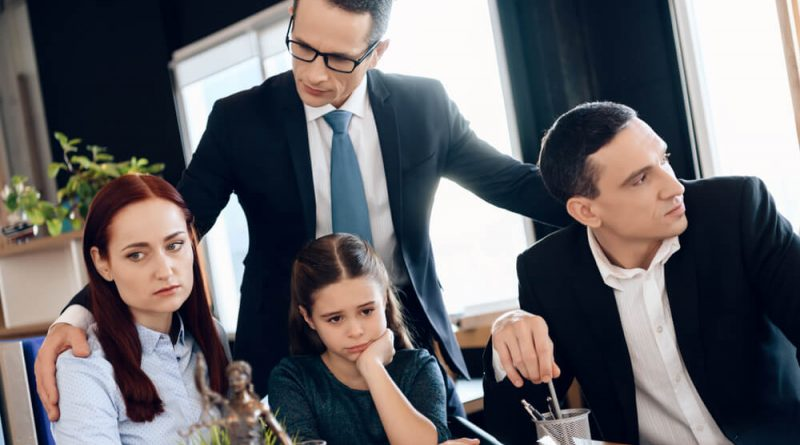 hiring a child custody lawyer